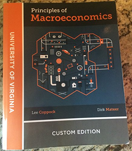 9780393250732: Principles of Macroeconomics UVA Edition