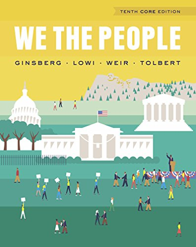 9780393250886: We the People (Core Tenth Edition)