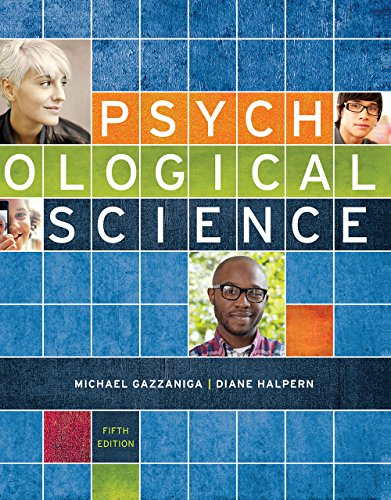 9780393250893: Psychological Science (Fifth Edition)