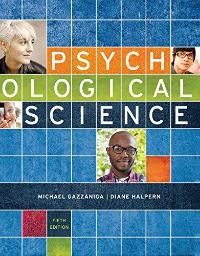 9780393250909: Psychological Science