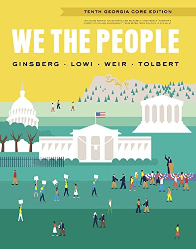 9780393253351: We the People (GA EDITION)