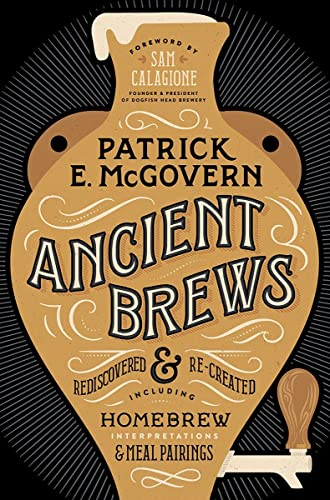9780393253801: Ancient Brews: Rediscovered and Re-created