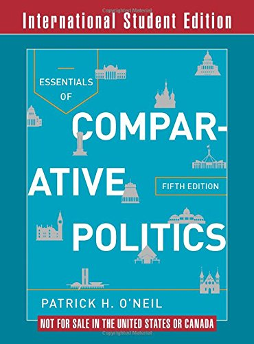 9780393263114: Essentials of Comparative Politics