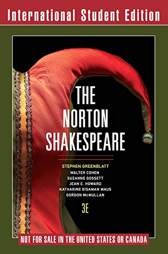 9780393263121: The Norton Shakespeare
