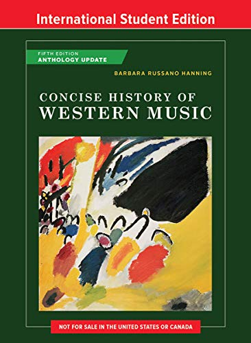 9780393263220: Concise History of Western Music