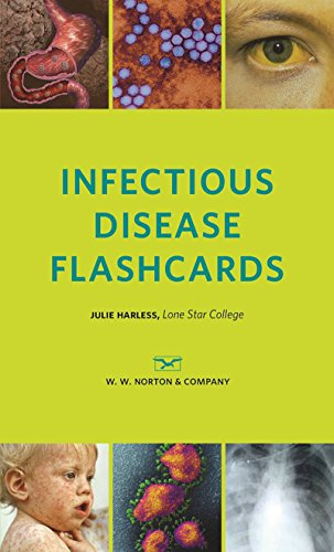 9780393263237: Infectious Disease Flashcards: for Microbiology, Third Edition