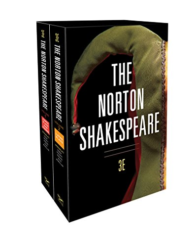 9780393264029: The Norton Shakespeare (Third Edition) (Vol. Two Volume Set)