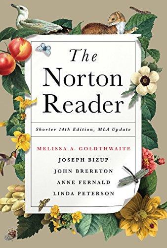 9780393264128: The Norton Reader (Shorter Fourteenth Edition)