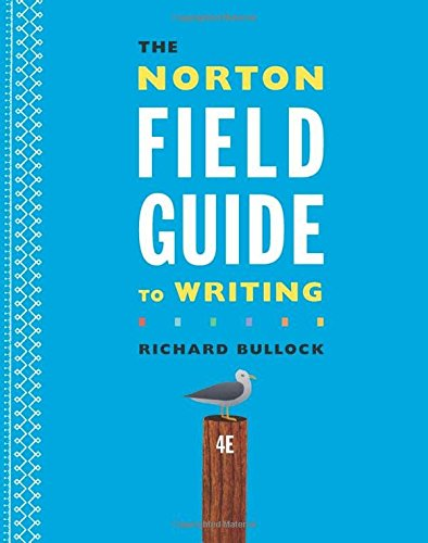 9780393264357: The Norton Field Guide to Writing