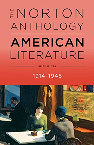 9780393264494: The Norton Anthology of American Literature