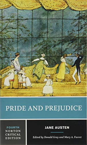 9780393264883: Pride and Prejudice (Fourth Edition) (Norton Critical Editions)