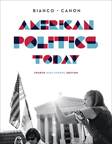 9780393264906: American Politics Today (Fourth High School Edition)