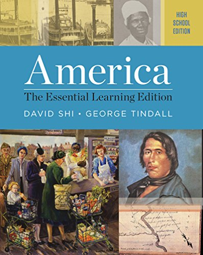 9780393265071: America: The Essential Learning Edition (High School Edition)