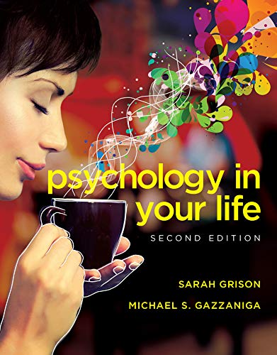 9780393265156: Psychology in Your Life (Second Edition)