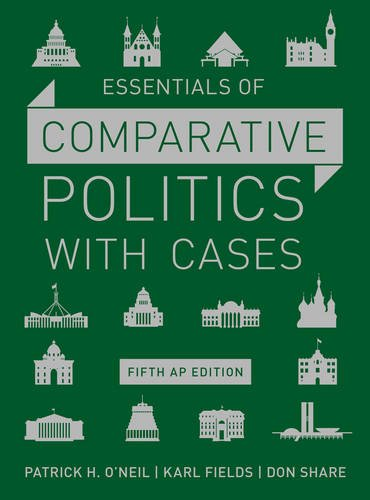 9780393265262: Essentials of Comparative Politics with Cases (Fifth AP* Edition)