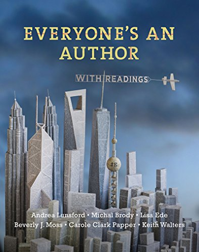 9780393265293: Everyone's an Author with Readings (Second Edition)