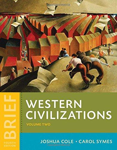 9780393265347: Western Civilizations 4e Brief 2
