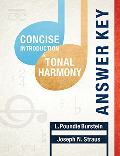 9780393265743: Concise Introduction to Tonal Harmony