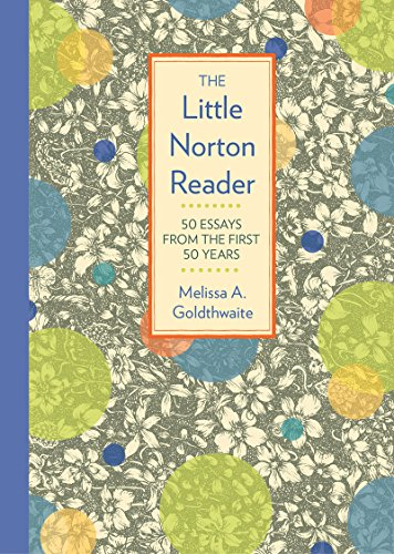 9780393265828: The Little Norton Reader: 50 Essays from the First 50 Years