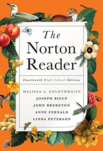 9780393265842: The Norton Reader (Fourteenth High School Edition)
