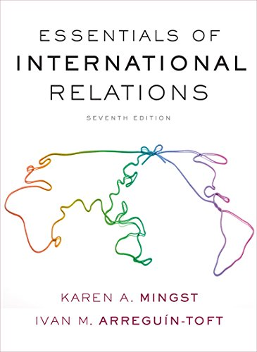 9780393283402: Essentials of International Relations (Seventh Edition)