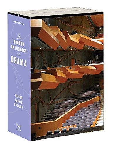 The Norton Anthology of Drama (Third Edition) (Vol. Two-Volume Set): W. W. Norton & Company