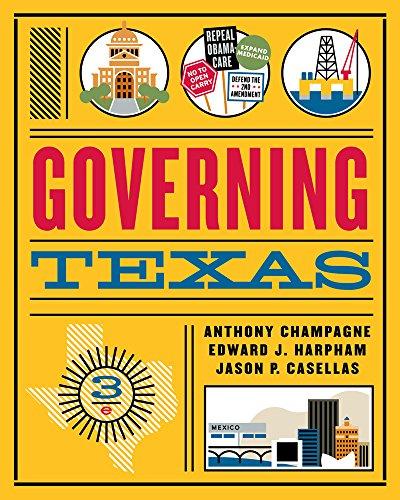 9780393283679: Governing Texas (Third Edition)