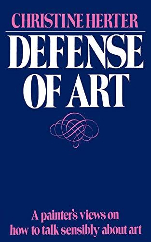 9780393300369: Defense Of Art