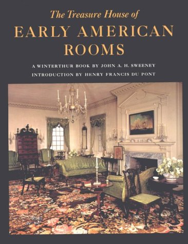 9780393300390: The Treasure House of Early American Rooms