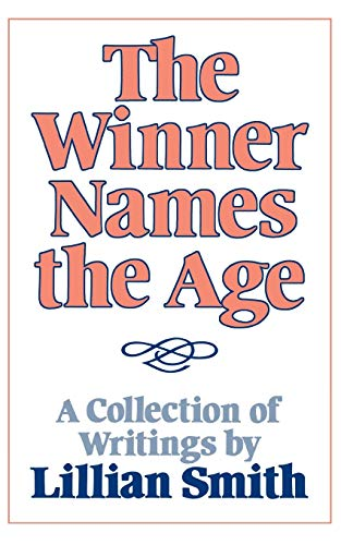 The Winner Names the Age : A: Lillian Smith; Michelle