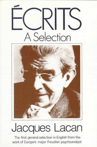 9780393300475: Ecrits: A Selection