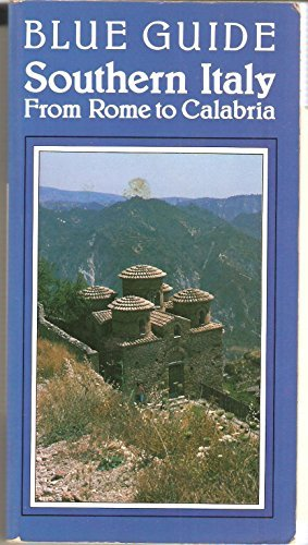 9780393300796: Blue Guide: Southern Italy