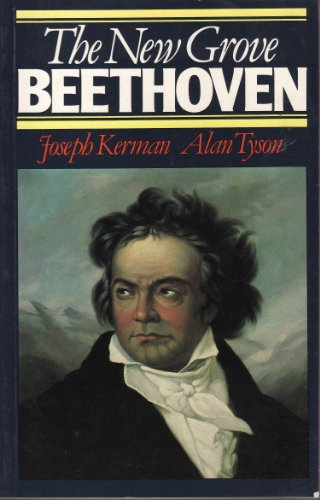 9780393300918: The New Grove Beethoven