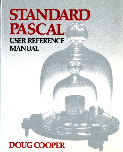 9780393301212: Standard Pascal User Reference Manual