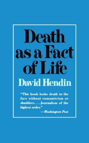 9780393301342: Death as a Fact of Life