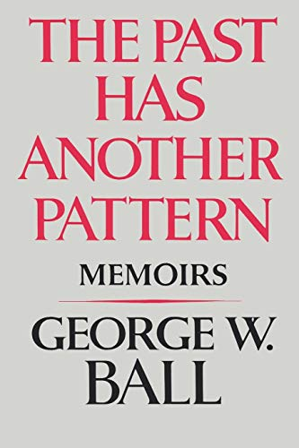 9780393301427: The Past Has Another Pattern – Memoirs