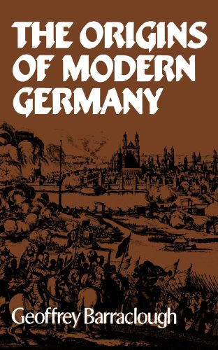The Origins of Modern Germany: Geoffrey Barraclough