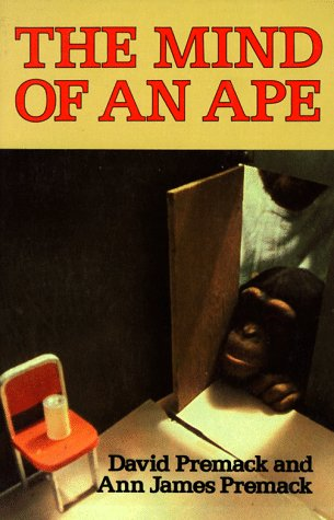 Stock image for THE MIND OF AN APE for sale by Karen Wickliff - Books
