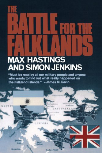 9780393301984: The Battle for the Falklands
