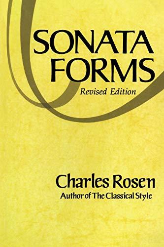 9780393302196: Sonata Forms