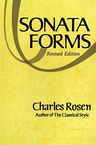 9780393302196: Sonata Forms (Revised Edition)