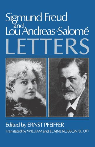 9780393302615: Sigmund Freud and Lou Andreas-Salome: Letters