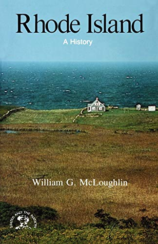 9780393302714: Rhode Island: A History (States & the Nation)