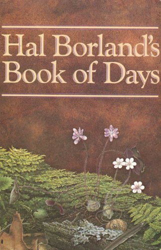 9780393302813: Hal Borland's Book of Days