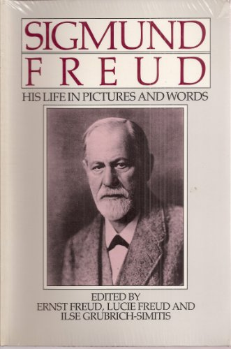 9780393302851: Sigmund Freud: His Life in Pictures and Words
