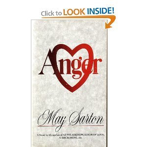 Anger: Sarton, May
