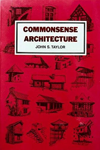 Common Sense Architecture: Taylor, Js