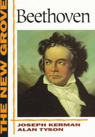 9780393303551: The New Grove Beethoven (New Grove Composer Biographies)