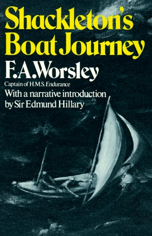 9780393303766: Shackleton's Boat Journey