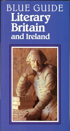 9780393304909: Blue Guide Literary Britain and Ireland